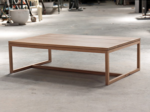Sam Coffee Table by Relm Furniture - Oak, Coffee, Table, Joinery, Handmade