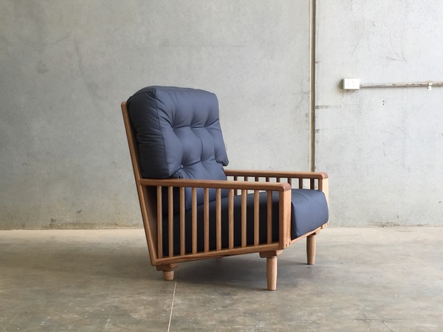 The Rafferty Chair by CHRISTOPHER BLANK - Chair, Feeding Chair, Custom, Design, Christopher Blank, Leather, Upholstery