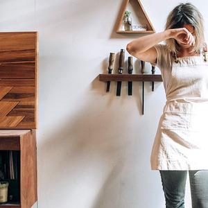 Leah Hudson-Smith, Bespoke Woodworker from Northcote, VIC