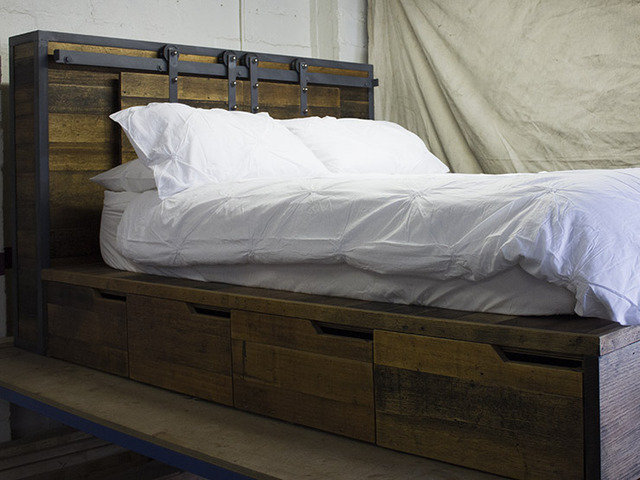 Barn Bed by The Savage & Scott - Bed
