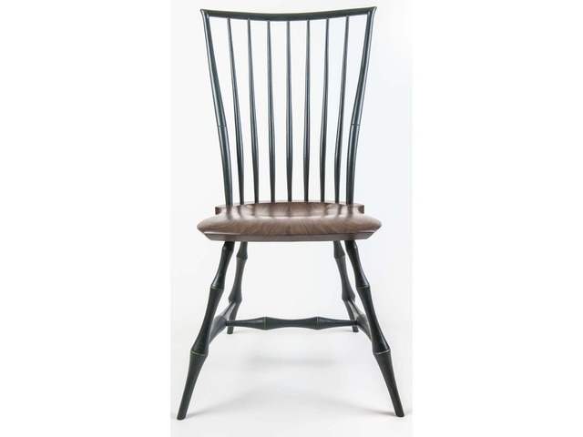 Rod Back Dining Chair by Bernard Chandley - Dining Chair, Bespoke Chair, Handcrafted Chair