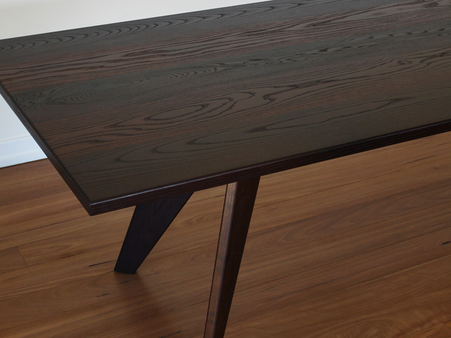 Cambia Ash Dining Table by STUDIO ELLIOT - Dining Table, Furniture, Interior Design