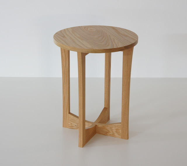 Tea Tables by Matt Taylor - Tea For Two, Dashingwood, American White Oak, Side Tables, Australian Made, Bespoke Furniture