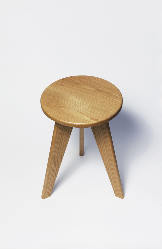 Kyus Stool by Elliot Holdstock - Fine Furniture, Furniture, Woodwork, Design, Interior Design, Handmade