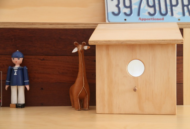 Penny Box by Spencer Parks - Ply, Box, Glory, Beautiful, Children, Bedroom, Danish, Retro, Home, Pennybox