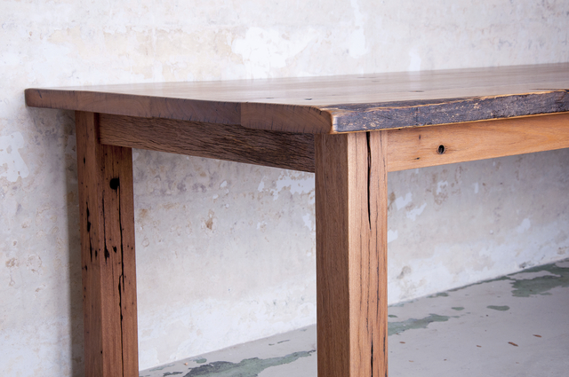 Tallowood dining table by Telegraph Road - Tallowood, Recycled