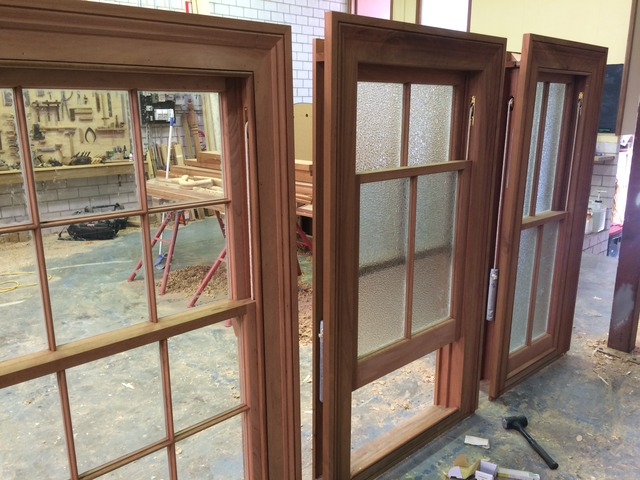 Windows & Doors by Wayne Mavin & Co - Box Framed Windows, Double Hung Sashes, Weights And Cords, Mortise And Tenon, Putty Glazing, Diminished Stile Doors, Georgian Doors, Victorian Doors, Responsibly Sourced Material