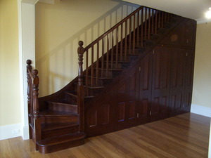 Stairbuilding & Handrailing by Wayne Mavin & Co - Geometric Stairs, Geometric Handrailing, Newelled Stairs, Restoration, Traditional Methods, Georgian Stairs, Victorian Stairs, Cut-String Stairs, Closed String Stairs, Hand Made