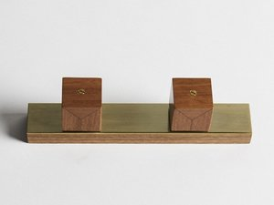 Ollie timber taps by Oliver Maclatchy - Taps, Timber Taps, Tap Ware, Bath, Basin, Bathroom
