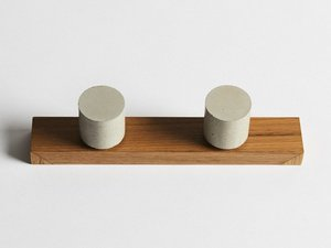 Avaa concrete taps by Oliver Maclatchy - Taps, Concrete, Bath, Basin, Tap Ware, Tapware, Bathroom, Kitchen