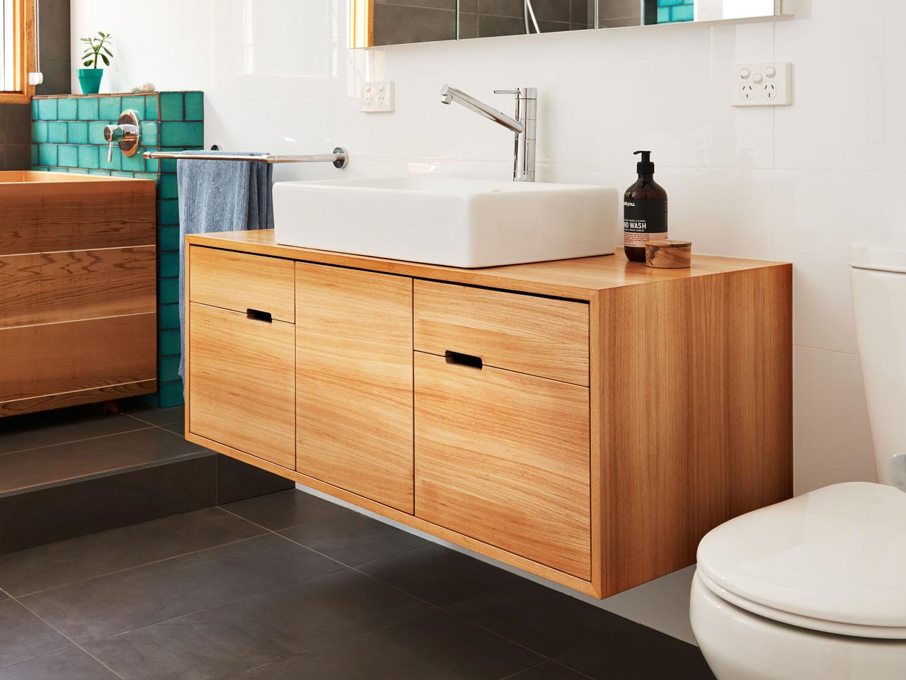 Bathroom Vanity By Auld Design Handkrafted