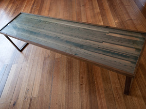 Coffee Table  by Chris Wann - D
