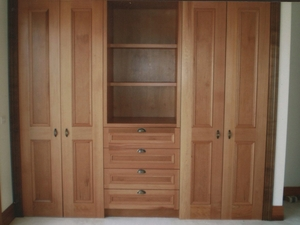 Built in units by Barry Hughes - Wardrobes, Vanities, Desks, Storage, Shelving, Doors