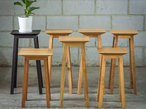 Side Tables by Saltwood Designs - Side Table, Recycled, Sustainable, Marri, Oak, Jarrah