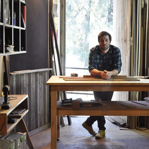 Niall Little, Bespoke Woodworker from Ashfield, NSW