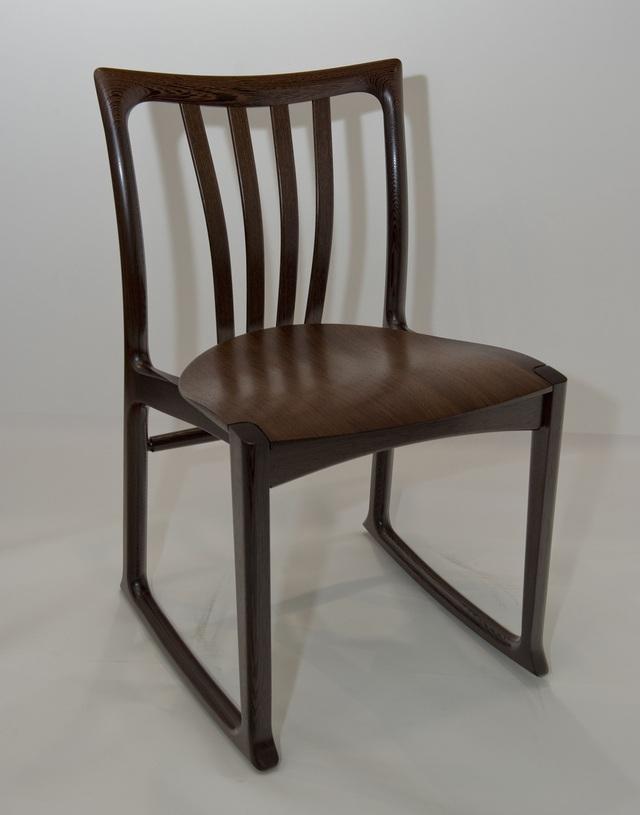 Cataract Ergonomic Rocker by Evan Dunstone - Cataract Ergonomic Rocker, Office Chair, Dining Chair, Timber Chair, Ergonomic Chair, Hand Crafted Chair, Comfortable Chair