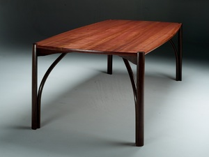 Seren Dining Table by Evan Dunstone - Dining Table, Seren Table, Timber Table, Wooden Table