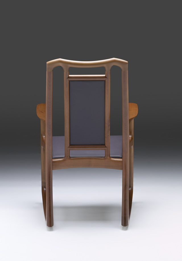 Cascade Rocking Chair by Evan Dunstone - Rocking Chair, Cascade Rocking Chair, Australian Rocking Chair, Dunstone Design Rockingchair