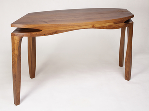 Deviant desk by Eco wood design - Desk, Sculptural, Contemporary, Unique