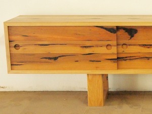 Recycled Messmate and Blackbutt Sideboard by Eco wood design - Sideboard, Recycled, Contemporary, Storage, Entertainment Unit