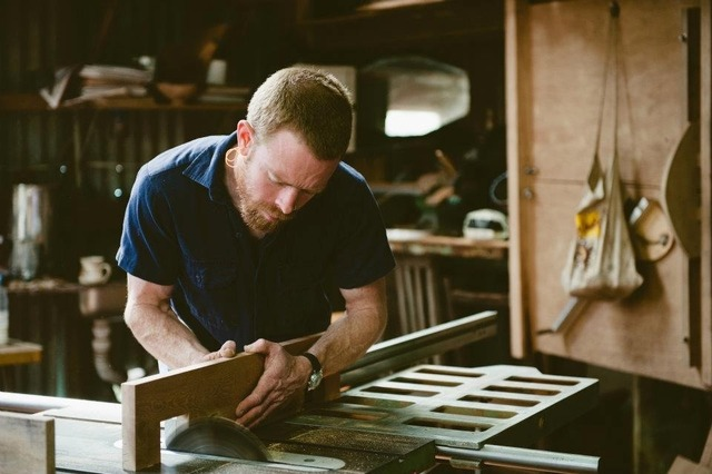 Michael Hoffman, Bespoke Woodworker & Furniture Maker from Blackheath , NSW