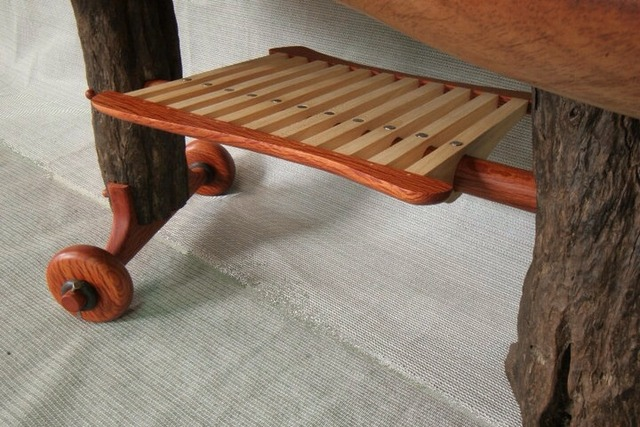PH Coffee Table by Michael Hoffman - Mahogany, Silver Ash, Rose Sheoak, Coffee Table, Sculptural