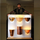 Ian Hewitt, Bespoke Lighting Maker from Deviot, TAS