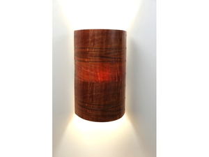 Half Drum Wall Light by Ian Hewitt - Wall Light