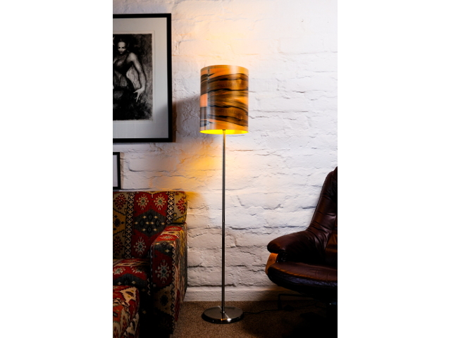 Floor Lamp by Ian Hewitt - Floor Lamp