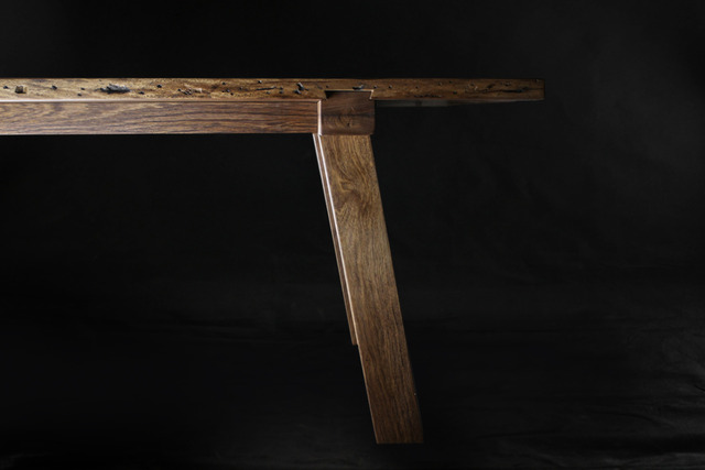 Geronimo Table By Makimaki Furniture Works   Reclaimed, Timber, Table,  Dining Table,