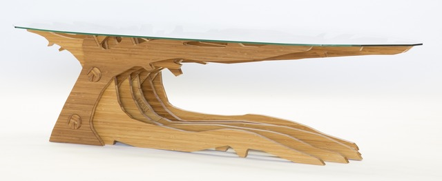 Tree coffee table by Kachet - Coffee Table, Table, Modern, Flat Packable
