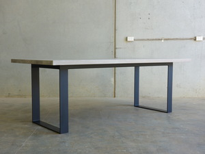 Drift Away Dining Table by CHRISTOPHER BLANK - Dining Table, Kitchen, Dining Room