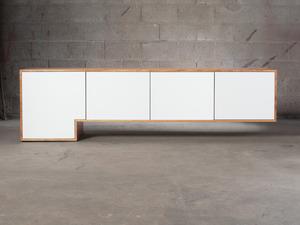 L180 ENTERTAINMENT UNIT / SIDEBOARD by Senkki Furniture - Sideboard, Entertainment Unit, Media Unit, Contemporary Entertainment Unit, TV Unit, Lowline Cabinet, Custom Furntiure, Custom Made Furntirue, Modern Furntirue