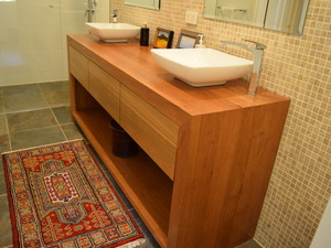 Bathroom Vanity by Buywood Furniture - Bathroom Vanity, Vanity, Bathroom, Storage