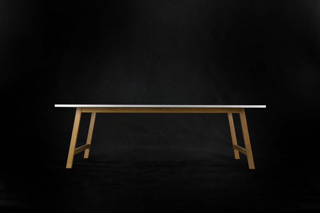Boardroom / Ping Pong Table by makimaki Furniture Works - Boardroom, Ping Pong, Table Tennis, White Oak, Table