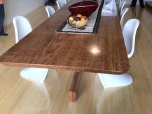 Unique table designs. by Tim Kennedy - Custom Designs, Japanese Techniques