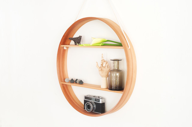 CIRCULAR SHADOW BOX - ROUND SHELF by Senkki Furniture - Round Shelf, Round Shadow Box, Shelf, Shelves, Shadow Box, Display Unit, Display Cabinet, Circular Shelf, Circular Shadow Box, Modern
