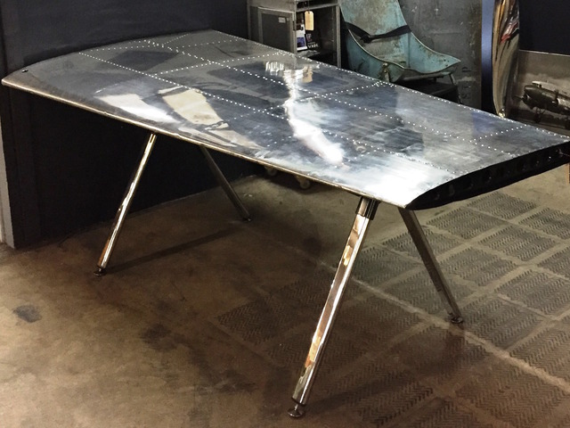 Superbe Vampire Wing Desk By PROPELLART   Desk, Table, Office Table, Conference  Table,