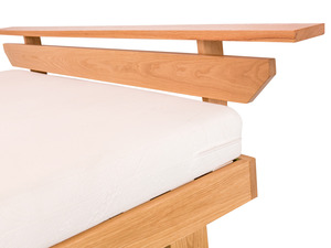 Sumo Bedframe by Zen Beds and Sofas by Dan Walker - Solid Wood Bed, Custom Wood Bed, Beds Brisbane