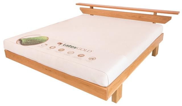 Sumo Bedframe by Zen Beds and Sofas by Dan Walker - Solid Wood Bed, Custom Wood Bed, Beds Brisbane