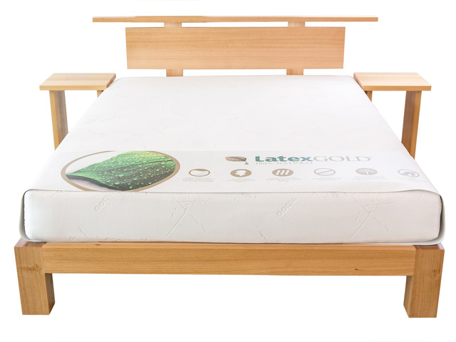 Tokyo Bed Frame (in Tasmanian Oak POA) by Zen Beds and Sofas by Dan Walker - Solid Wood Beds, Custom Beds, Beds Brisbane