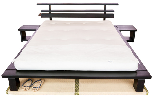 Sakura Bed Frame by Zen Beds and Sofas by Dan Walker - Solid Wood Beds, Custom Beds, Beds Brisbane