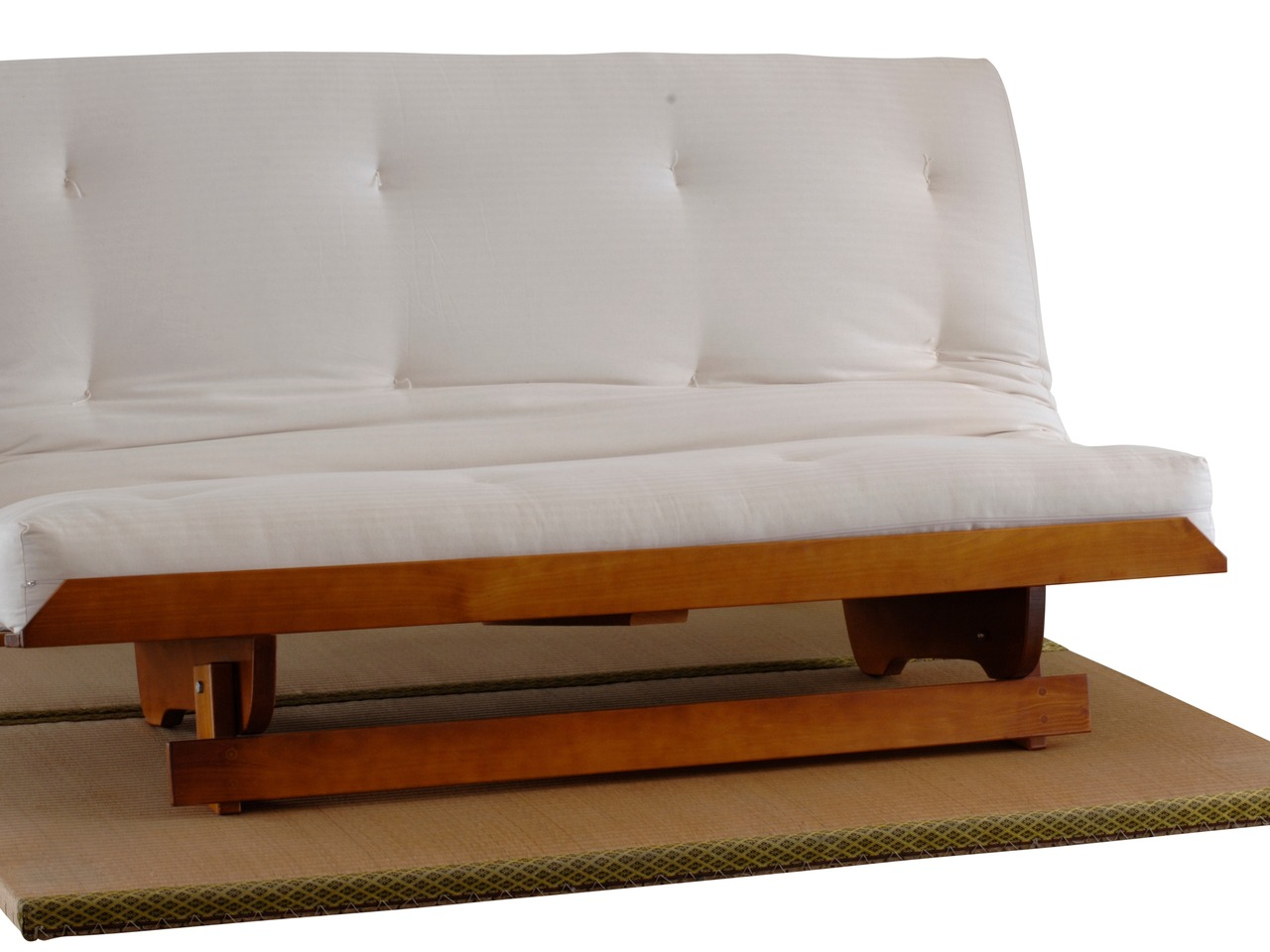 2 fold sofa bed by zen beds and sofas by dan walker for Zen sofa bed