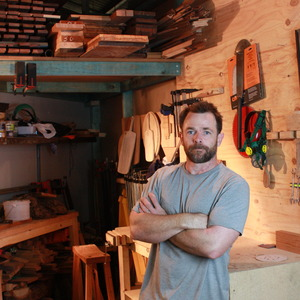 Ewan  Wotherspoon, Bespoke Woodworker from Bondi, NSW