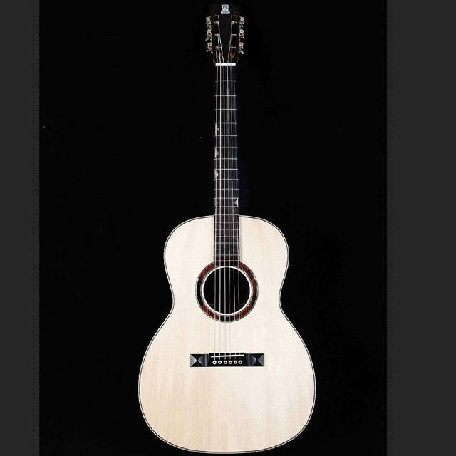 FN Series by Luke Kallquist - FN Series, Acoustic Guitar, Slotted Headstock, 12 Fret Neck