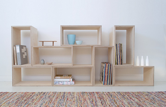 Shelving By Raw Edge Furniture   Ply, Plywood, Birch Ply, Ply Shelving,