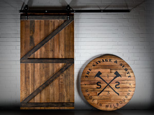 Barn Doors by The Savage & Scott - Doors