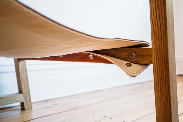 Lo Chair by Jeremy Lee - Design, Sustainable, Handmade, Furniture