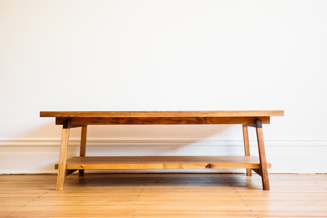 Stoke Coffee Table by Jeremy Lee - Coffee Table, Furniture, Handmade, Sustainable