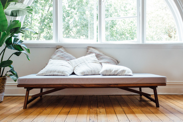 Stoke Daybed by Jeremy Lee - Daybed, Walnut, Sustainable, Design, Handmade